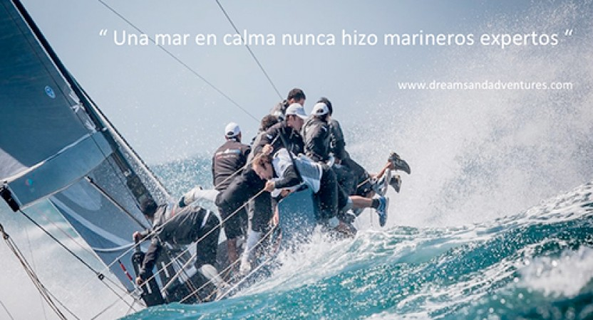 Corporate Team building Sailing regatas