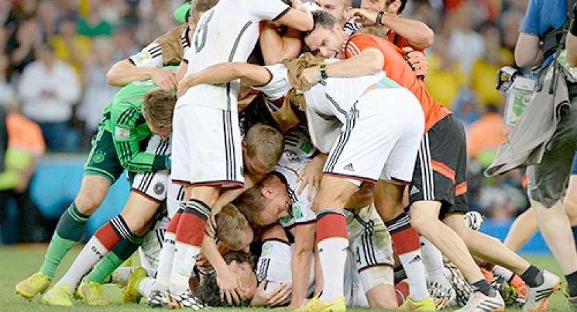 Resumen del Mundial de Futbol 2014