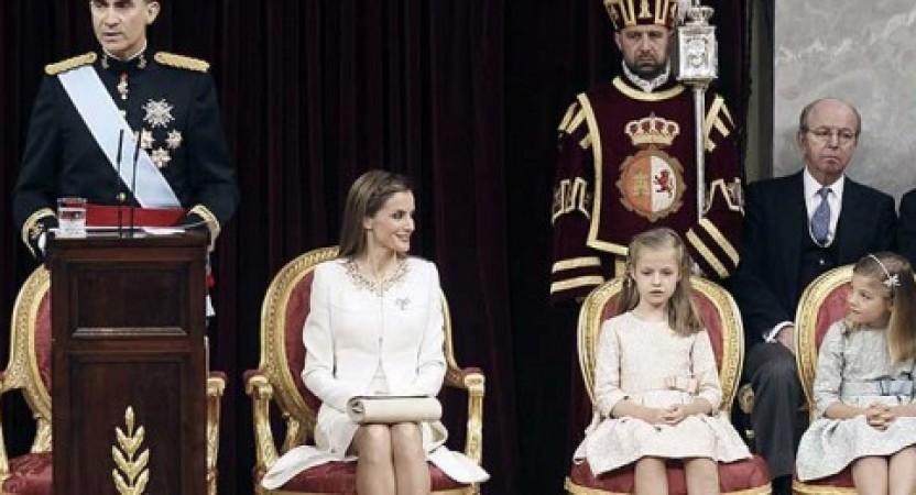 ¿Por qué lee el rey sus discursos?