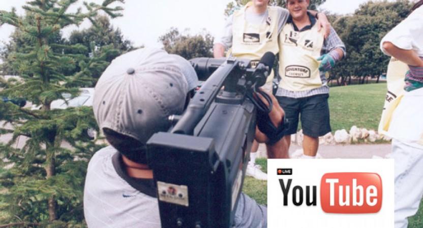 Como transmitir eventos en directo con Youtube Live.