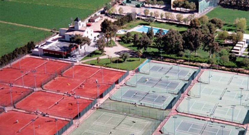 Open sports club « ESPACIOS PARA EVENTOS