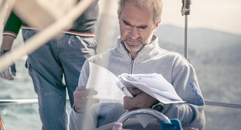 Team building: Sailing Regatta Briefing