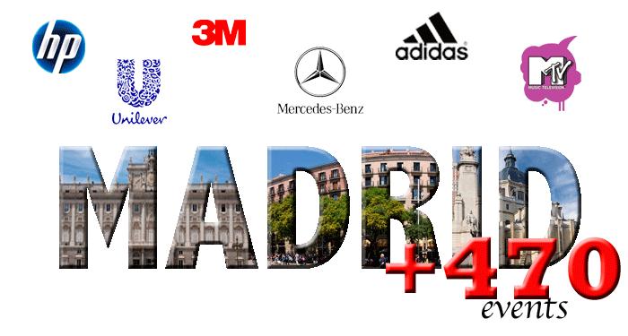 eventos para empresas en madrid